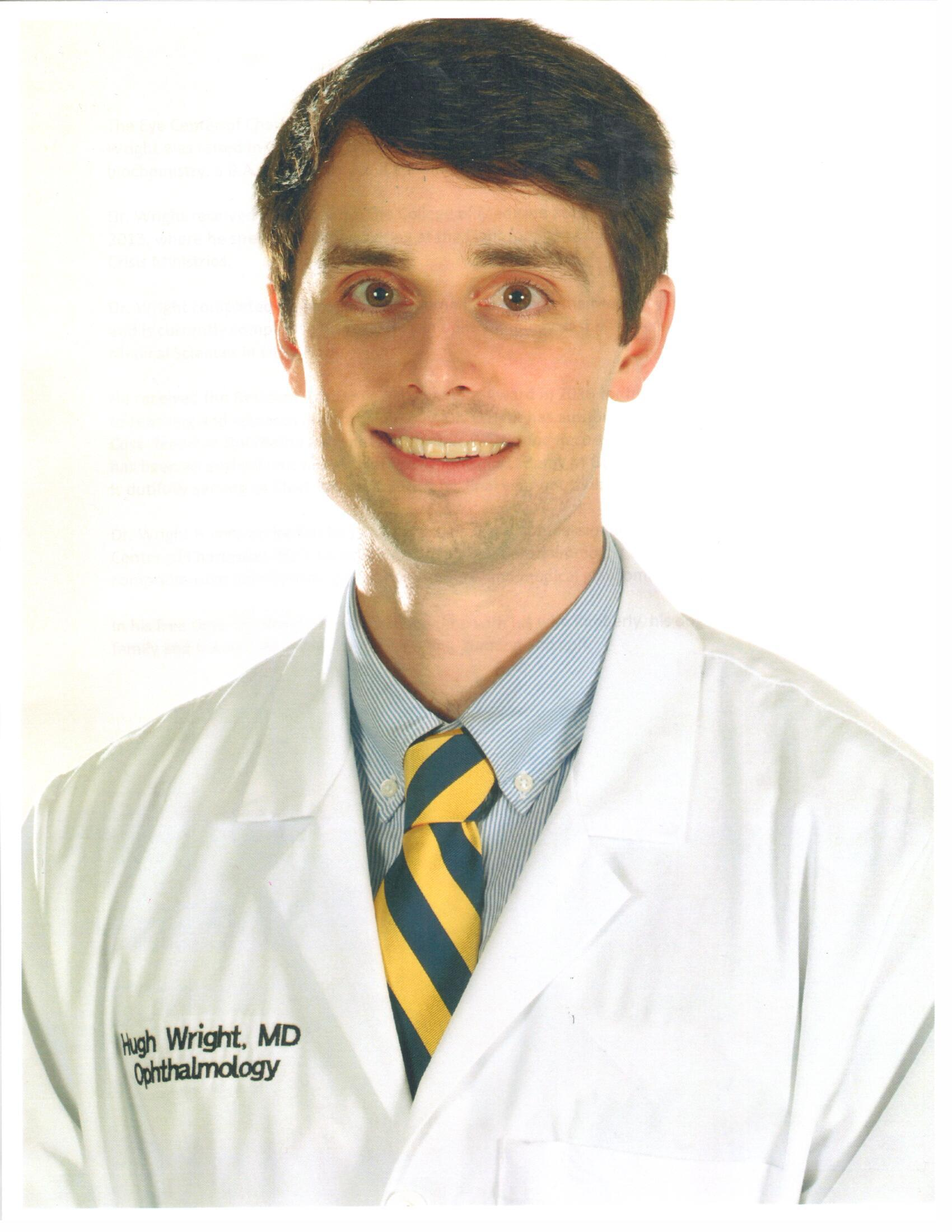 Hugh Wright III, M.D.