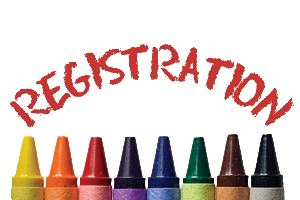Registration for Preschool, Kindergarten, and new students to Woodruff.