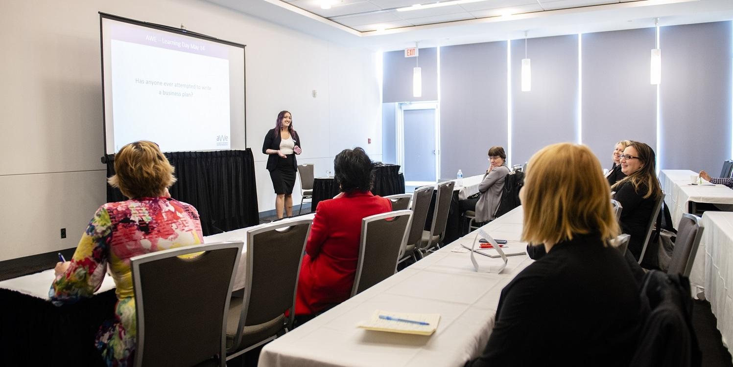 Alberta Women Entrepreneurs Performance Learning Series Workshops