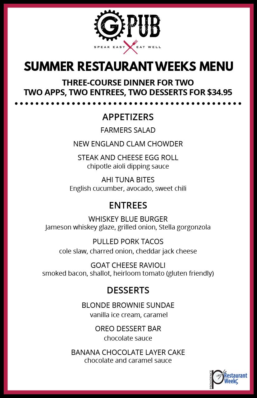 Restaurant week menu design gpub.jpg