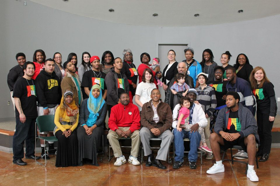 First Annual Black Student Conference @ SPSCC, created and organized by Rebekah Hutson