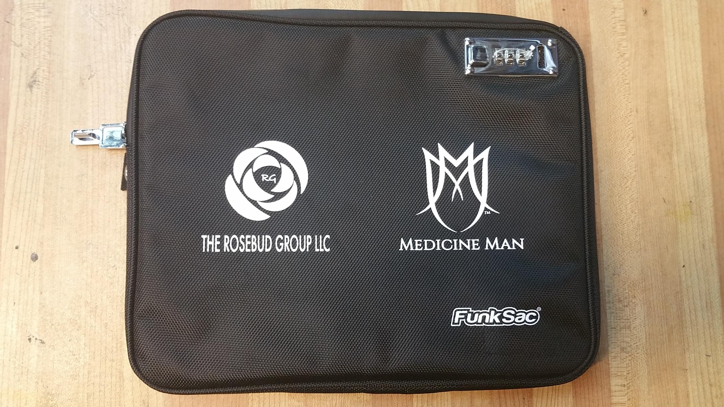 Screen Printed Vinyl Bags