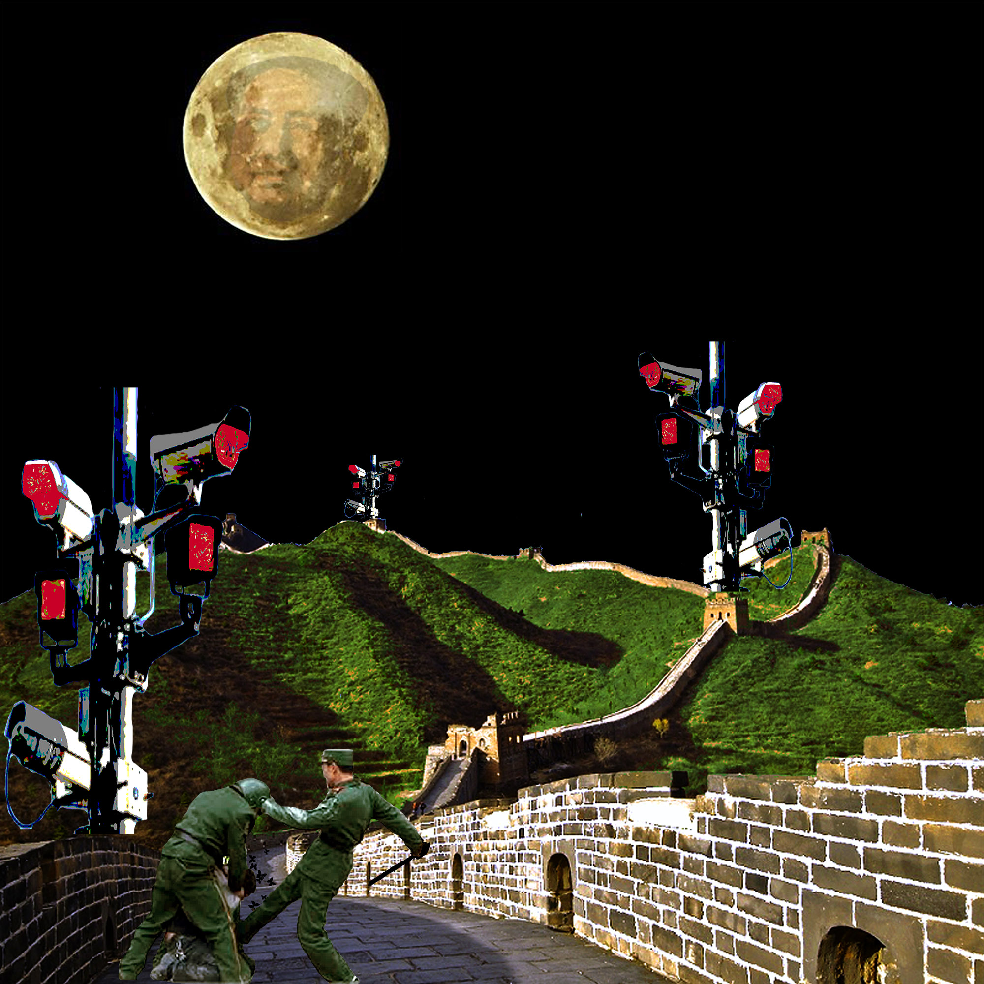 Mao in The Moon