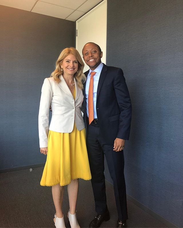 Team work makes our dreams work. I can't say enough about my partnership with #LisaBloom. She is an amazing mentor, friend and colleague. Lisa has taught me a lot about law and even more about life. Celebrate the people in your life that have helped mold and guide (even if they went to Yale Law School!). . . . #AttorneyLife #WeGetItDone #feminist #HLS #YLS