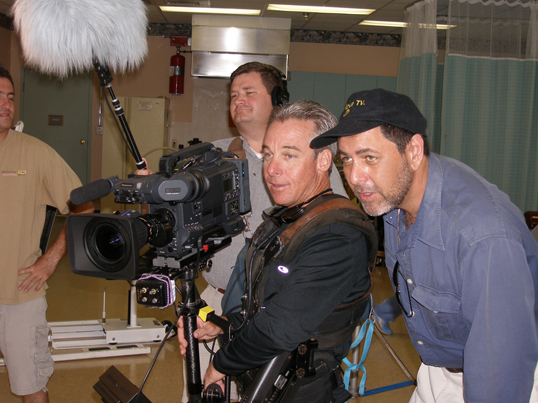 Steadicam shoot for Plaza Health Network