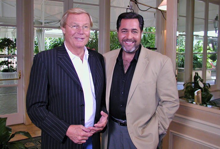 Interviewing Adam West, Beverly Hills