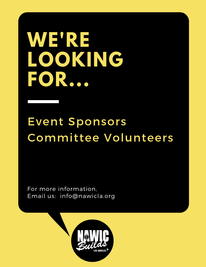 NAWIC LA is Looking for Sponsors.png