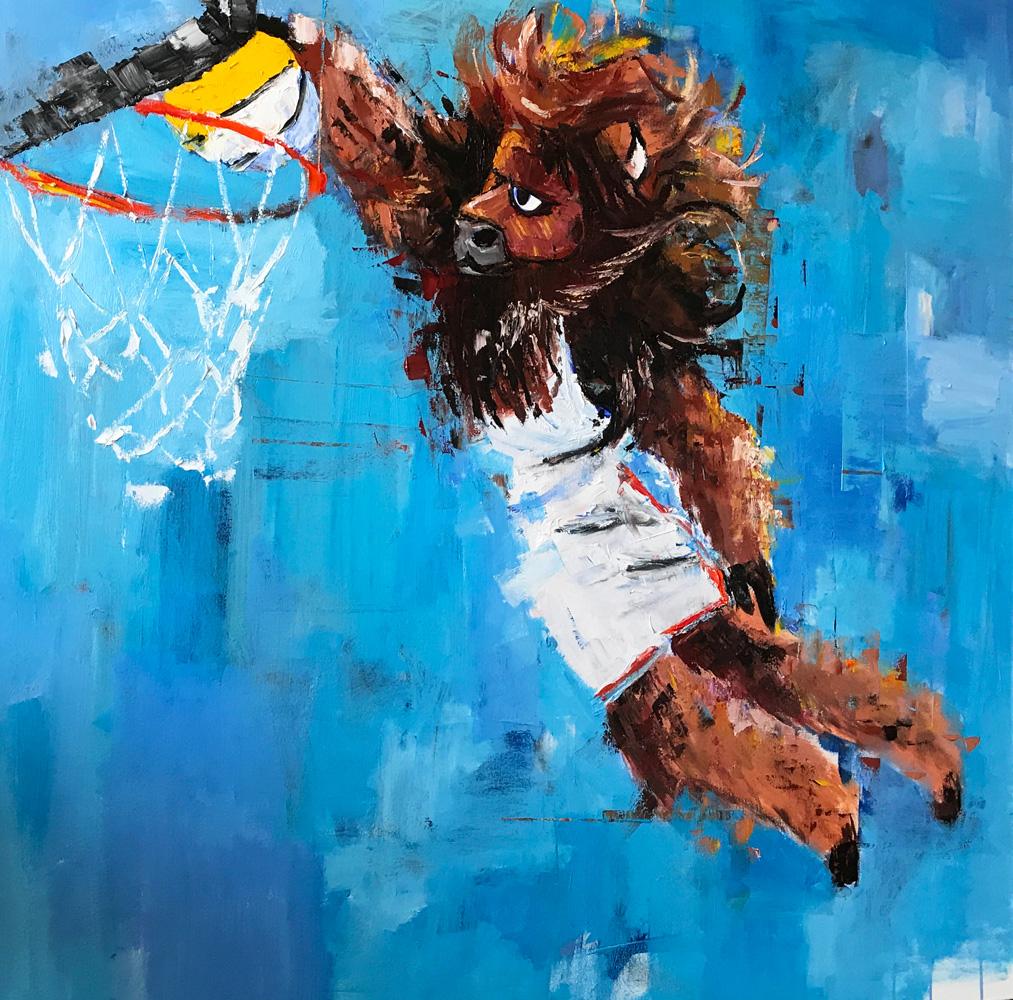 """""""Oklahoma City Thunder Commission"""""""