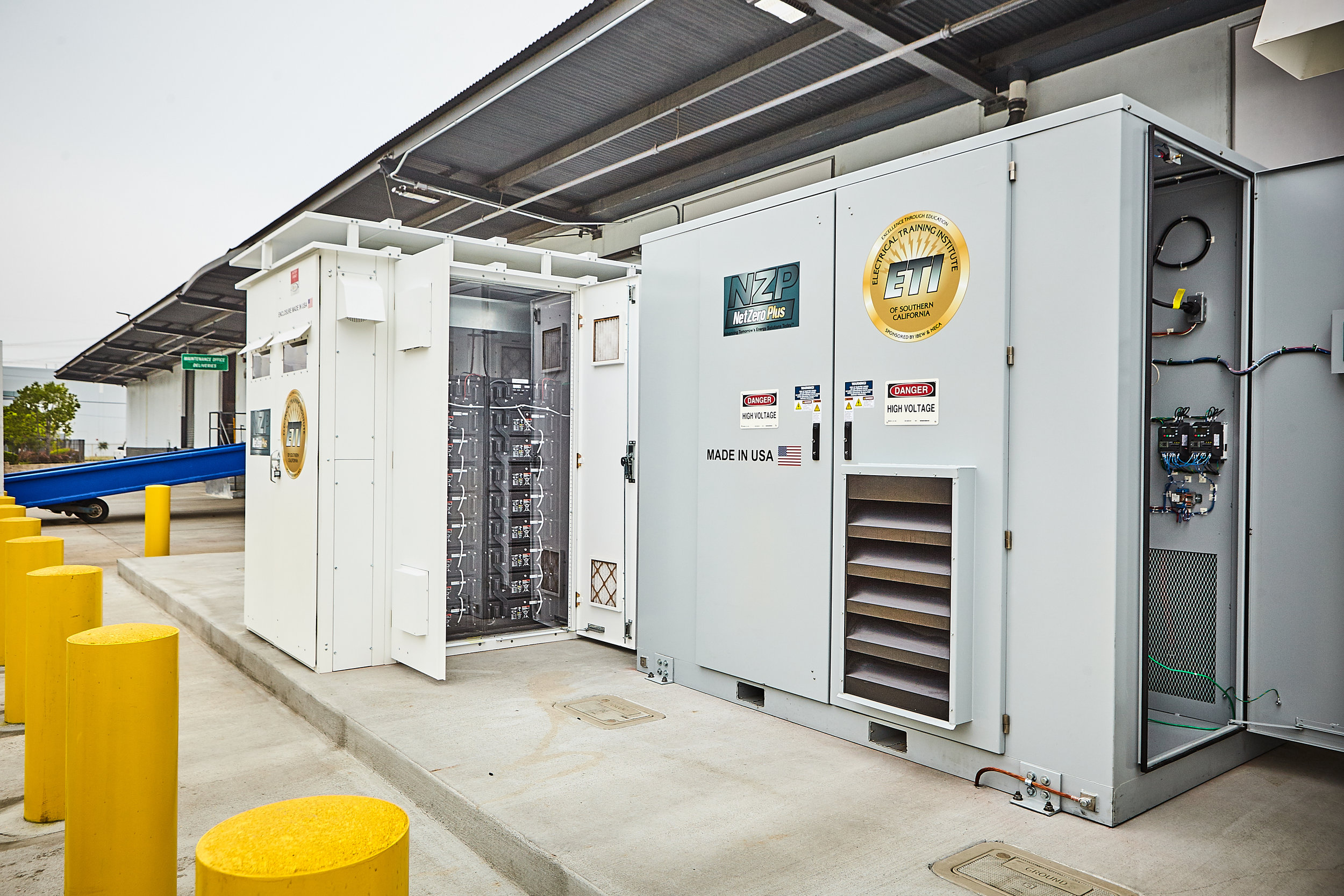 Electrical Training Institute Energy Storage System