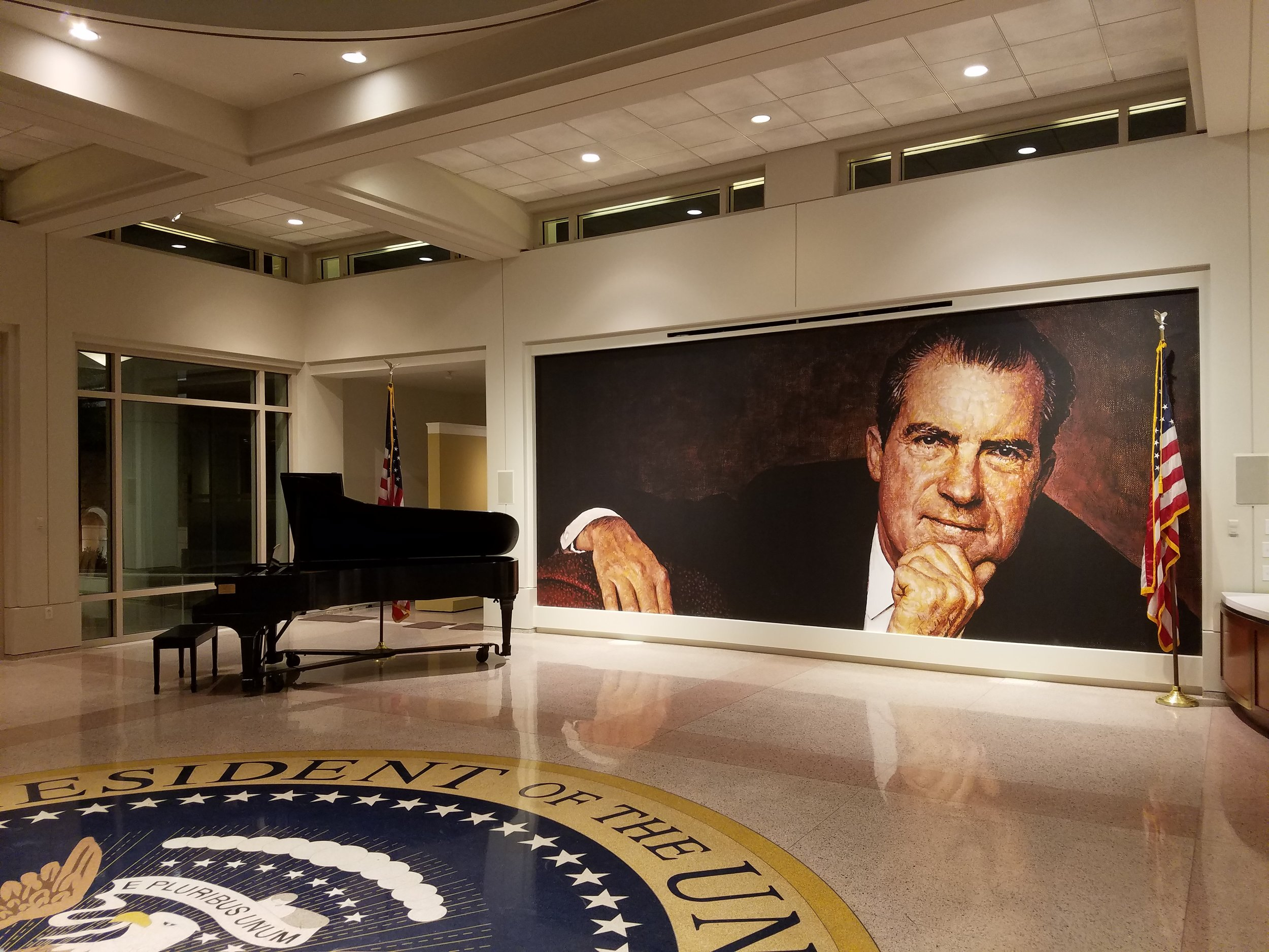 Richard Nixon Library