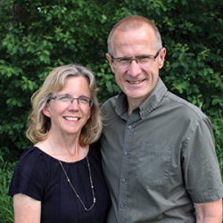 Brian & Donna Renes