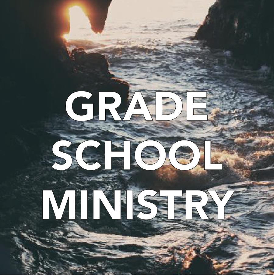 Grade School Ministry