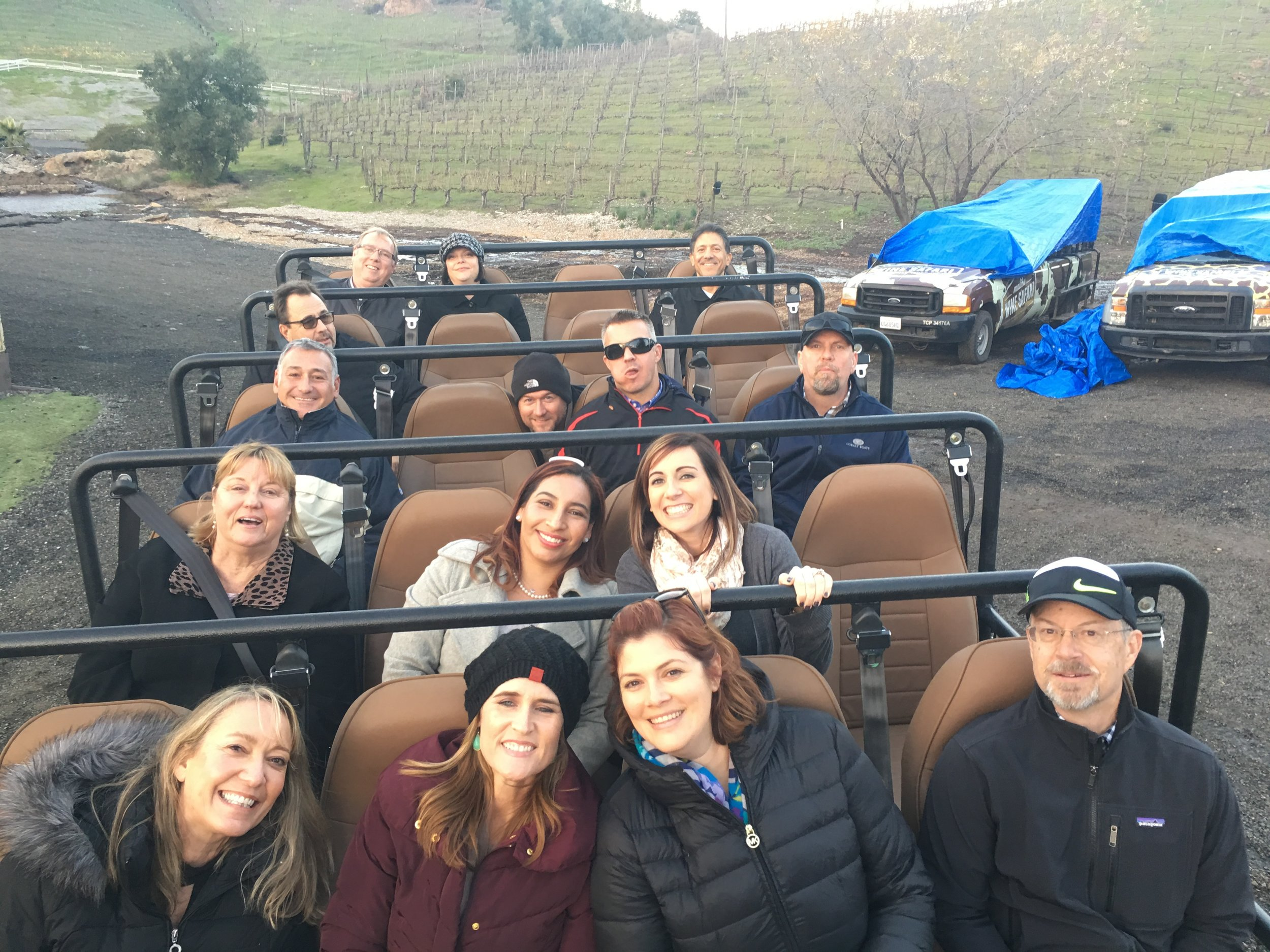 TFG Mystery Trip - Malibu Wine Safari Car 1- 1-17.jpg