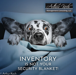Inventory Is Not Your Security Blanket!