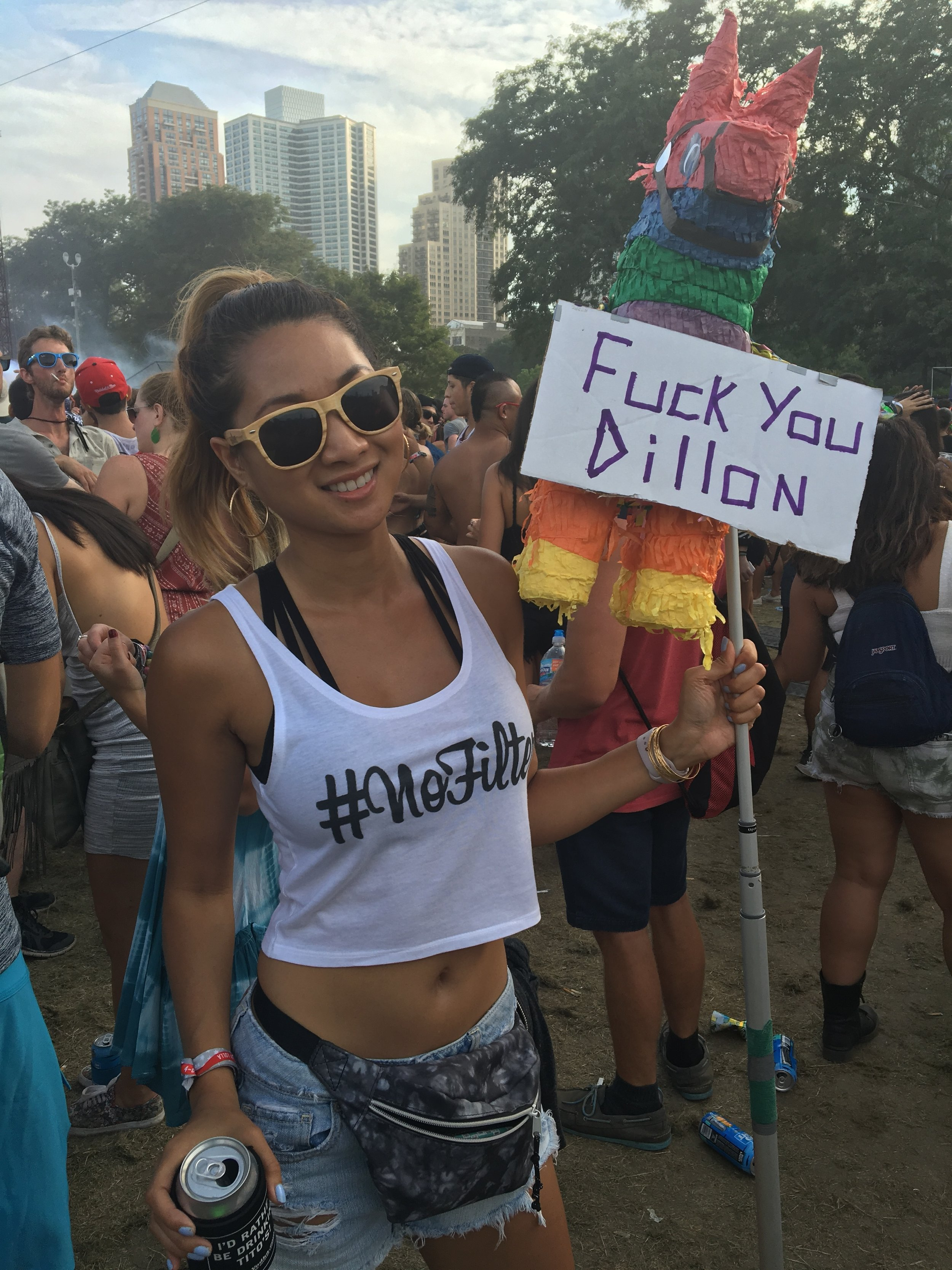 If you are a fan of Dillon Francis, you would totally understand why I love this totem so much!