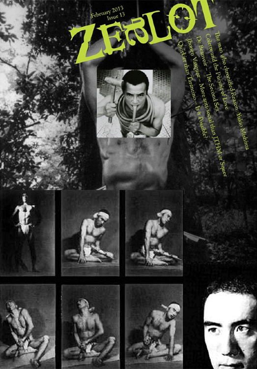 Zealot Cover - Morbid Fascination