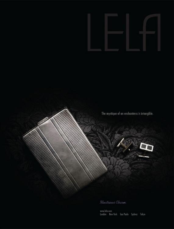 Lela print ad 1