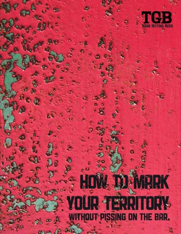 TGB - Mark Your Territory