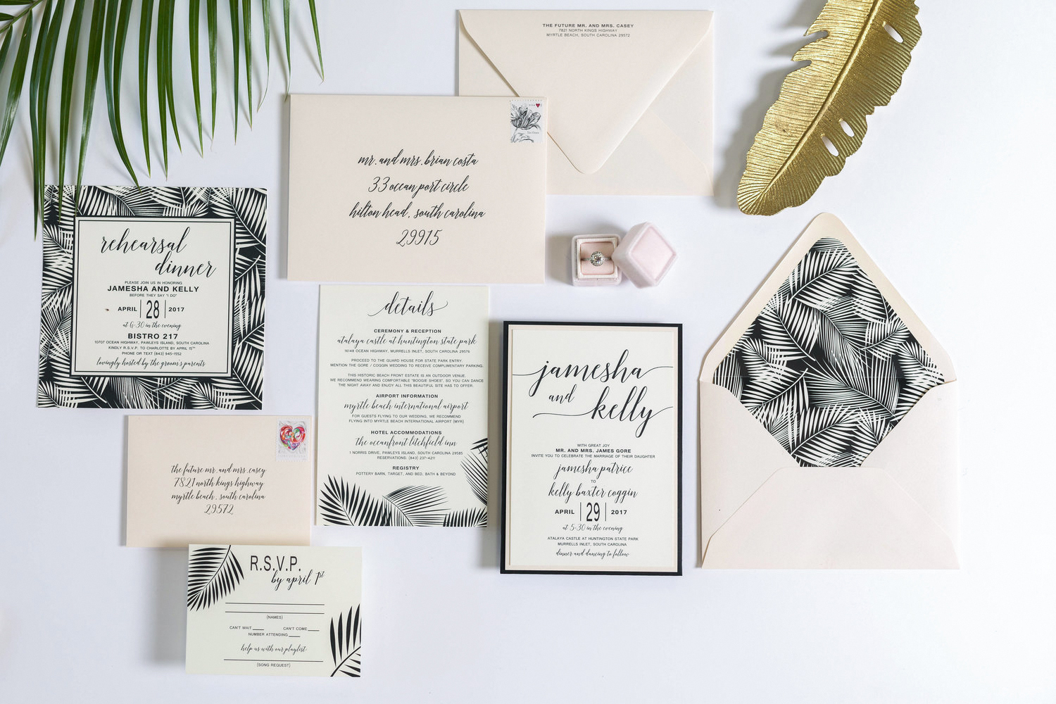 charlotte+and+lily+custom+invitation_palm_southern wedding_modern wedding invitation.jpg