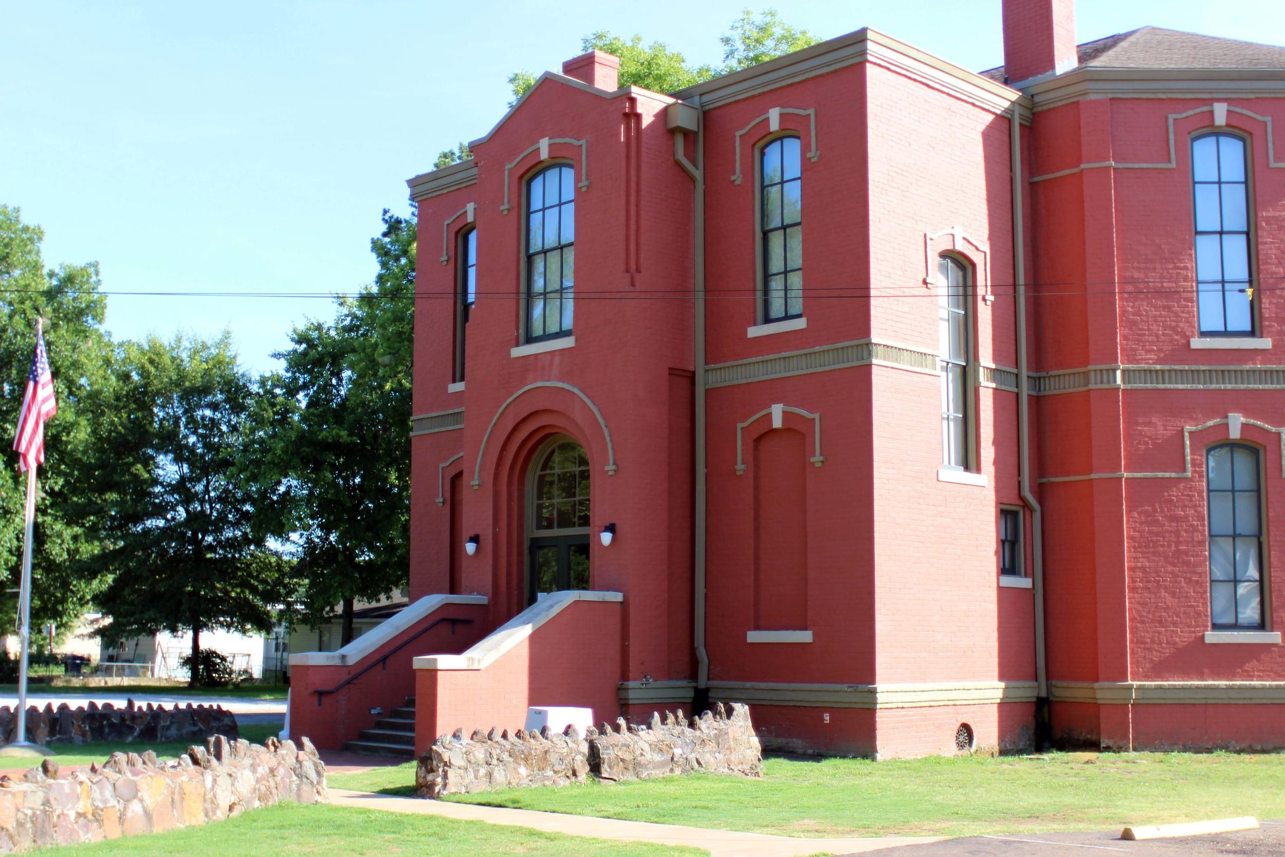 Yalobusha County Courthouse