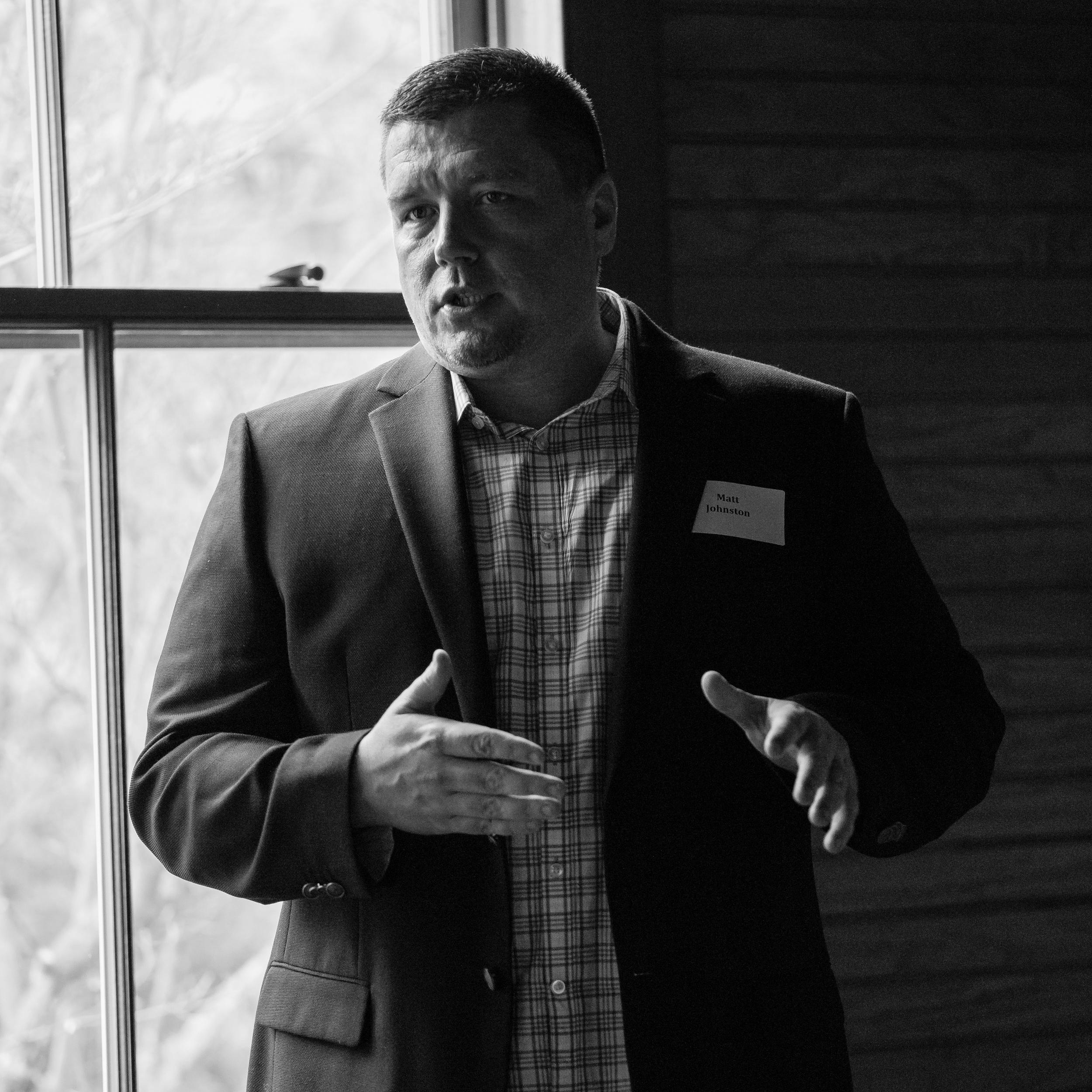 Matt Johnston, CEO, Mautic