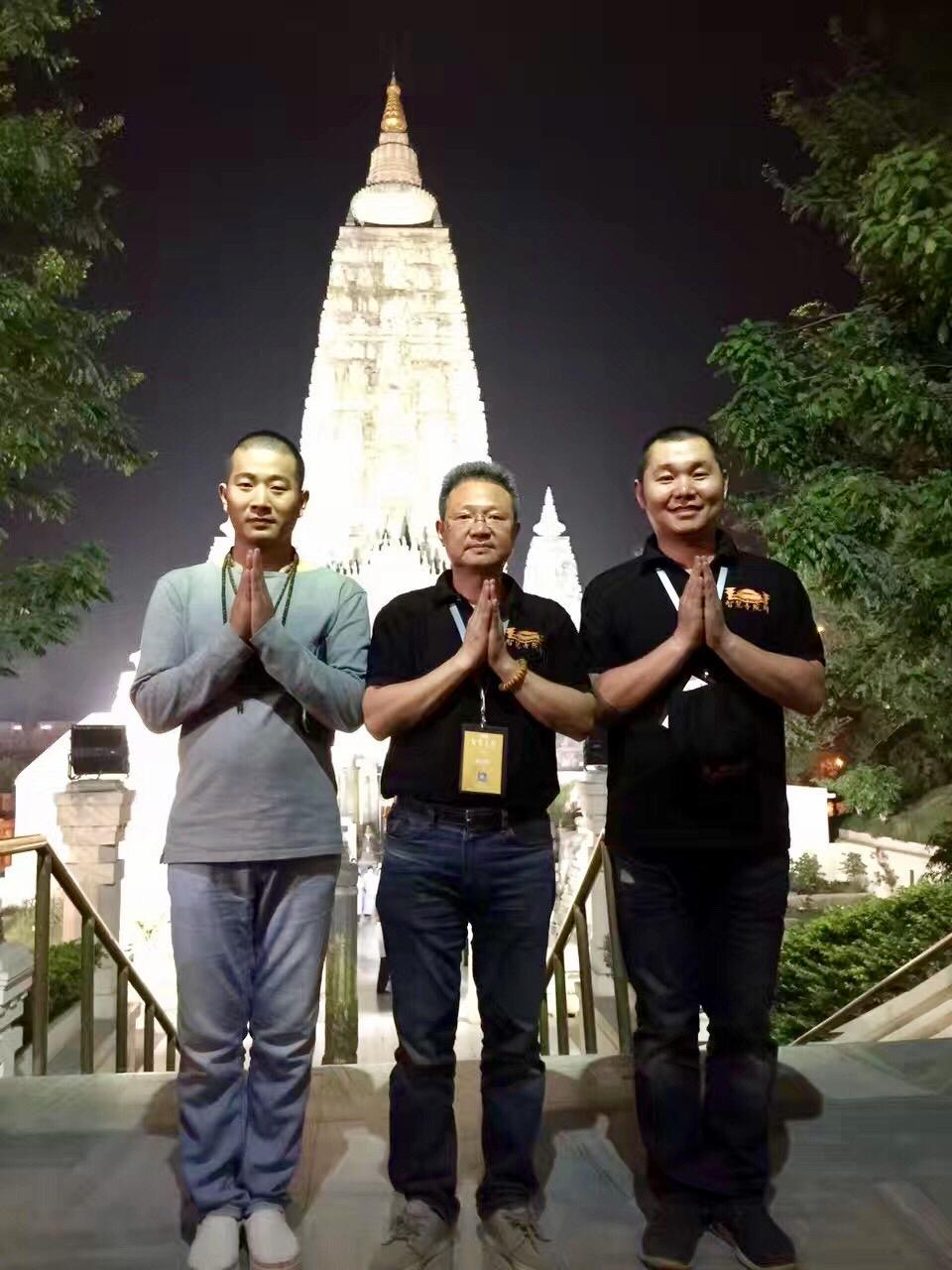 Mahabodhi Temple, Bodhigaya, India