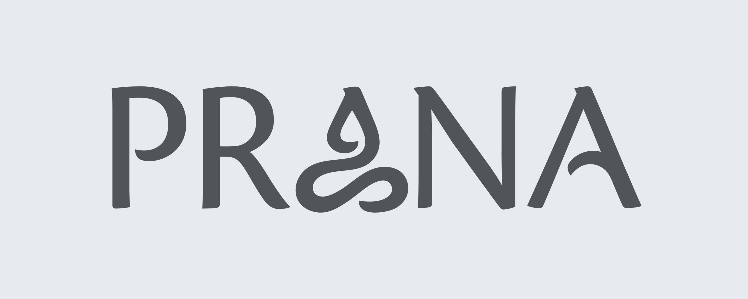 Rebranded Prana Logo
