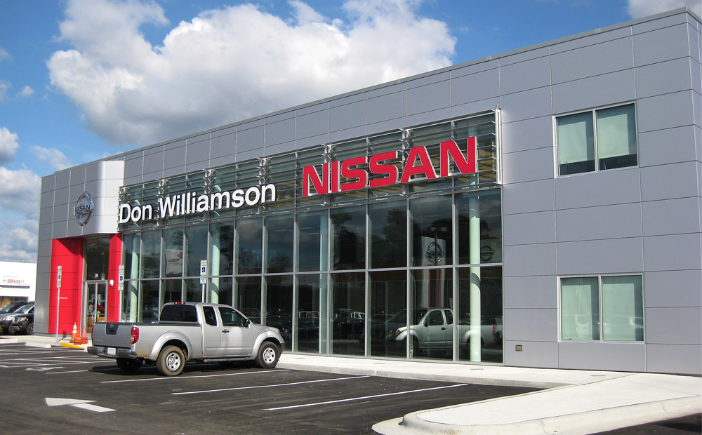 Don Williamson Nissan
