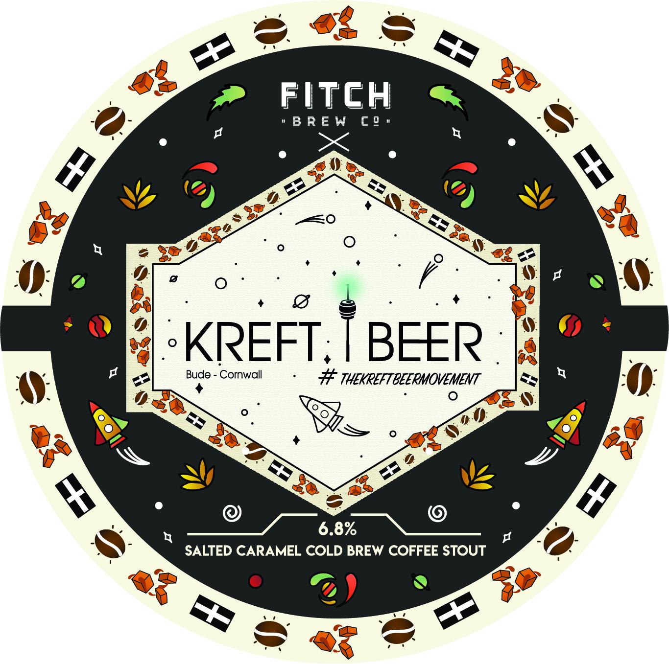 FITCH X KREFT BEER
