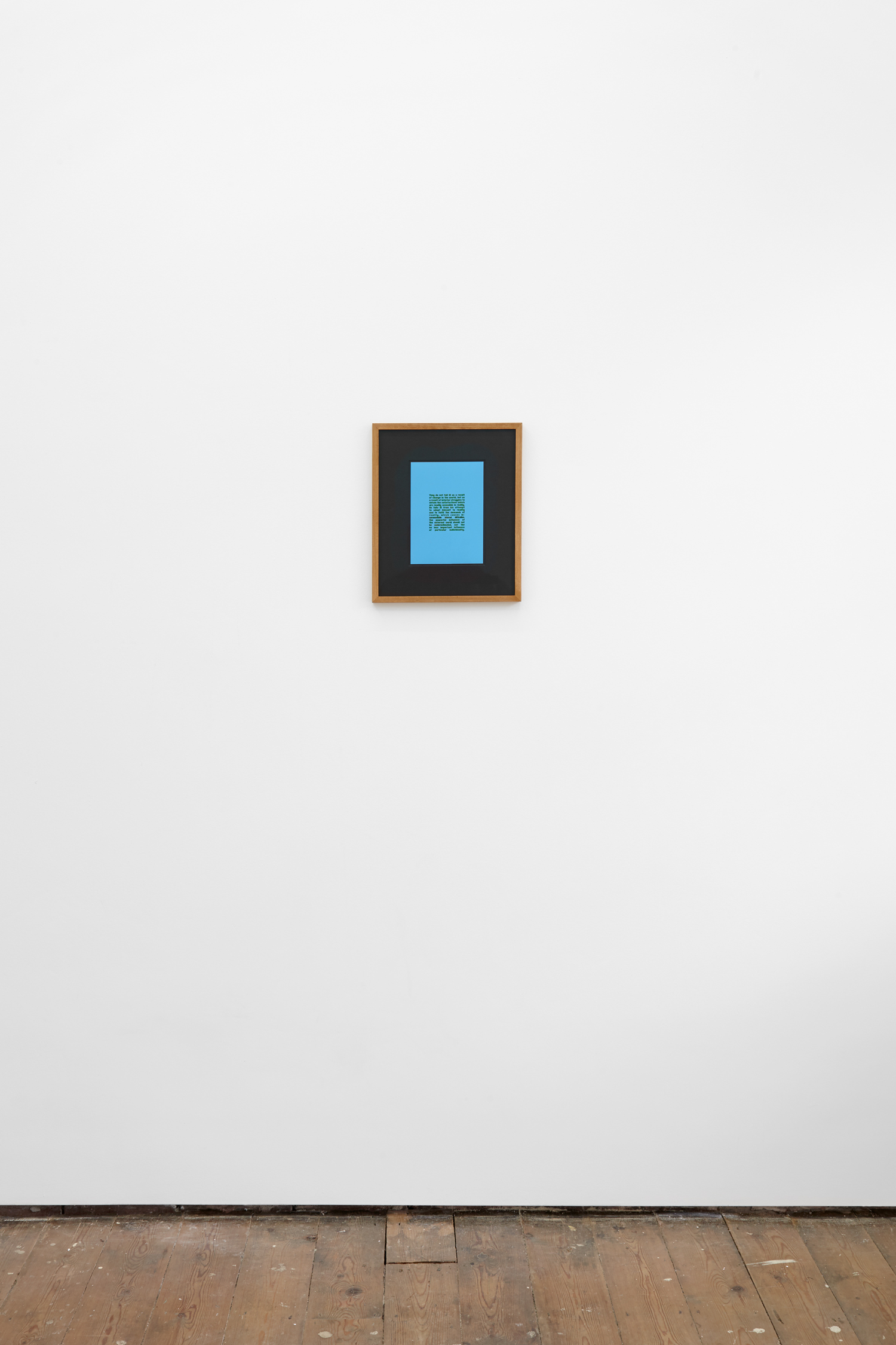 Anna Susanna Woof  Untitled  2016 Framed C-print 21 x 14.8 cm
