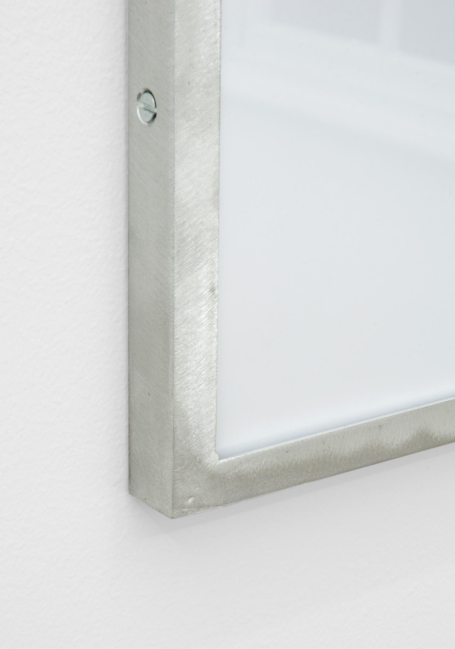 IR-5 (detail) , 2014, giclee print on hahnemuhle photorag, custom aluminium frame 40 x 40 cm.