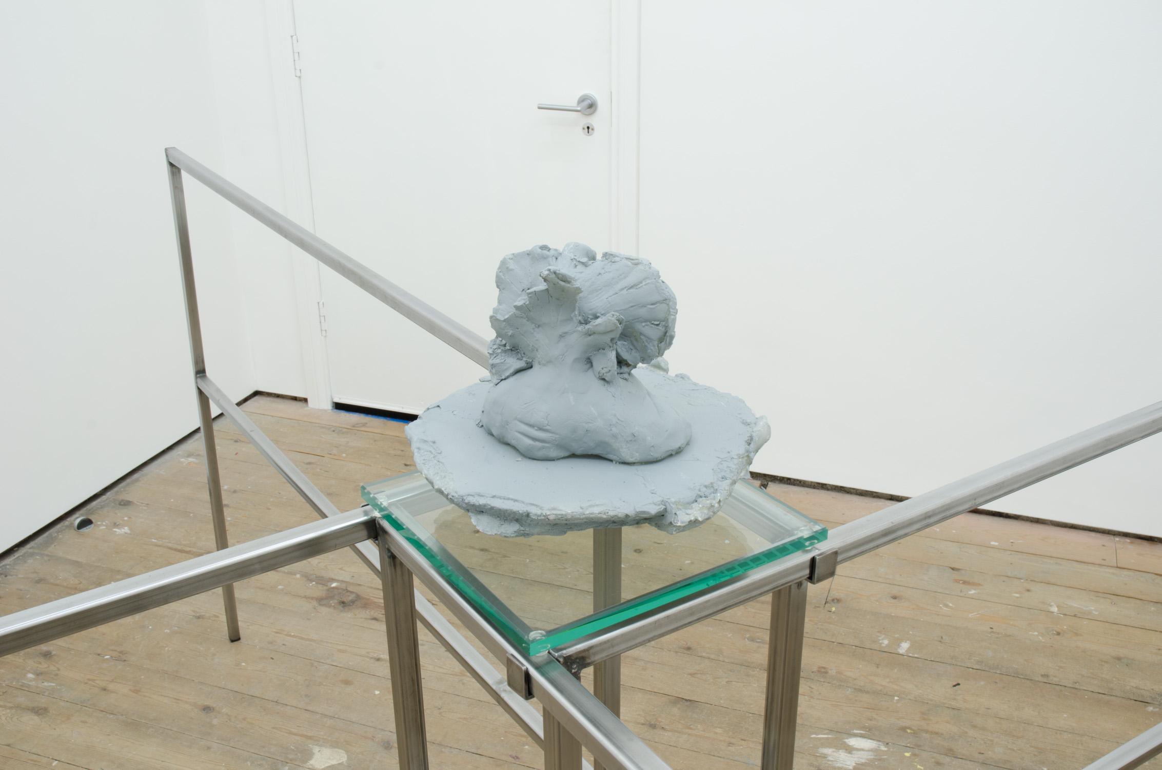 Untitled , 2014, polyurethane resin.