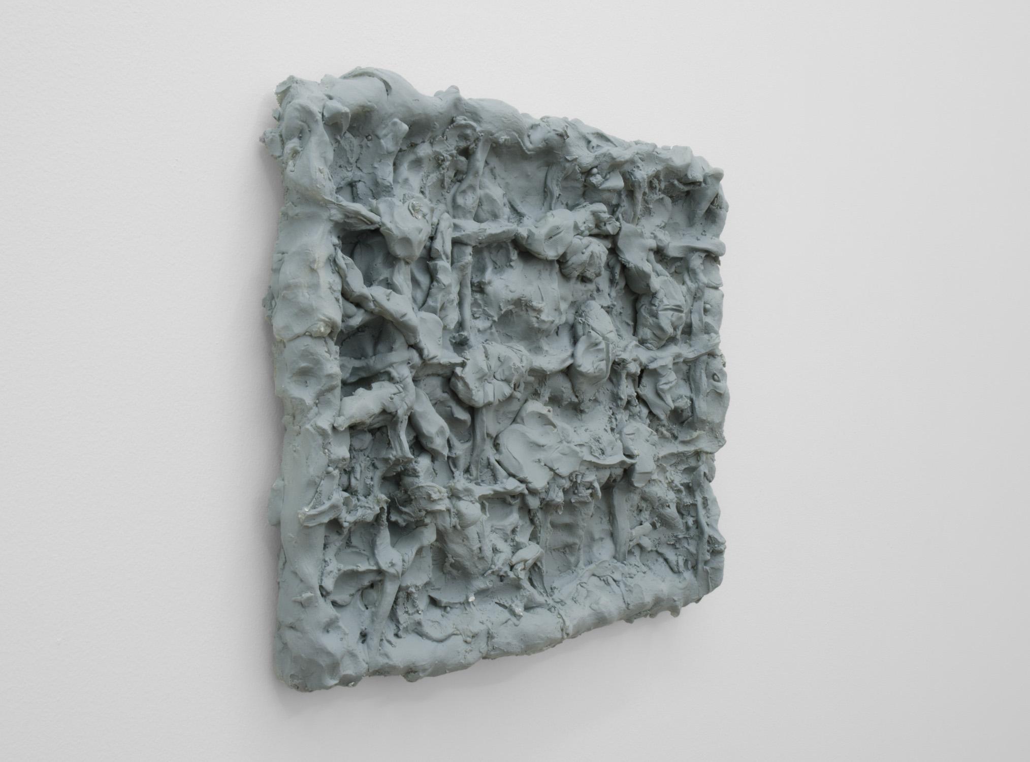 Painting for Welfare Office , 2014, polyurethane resin.