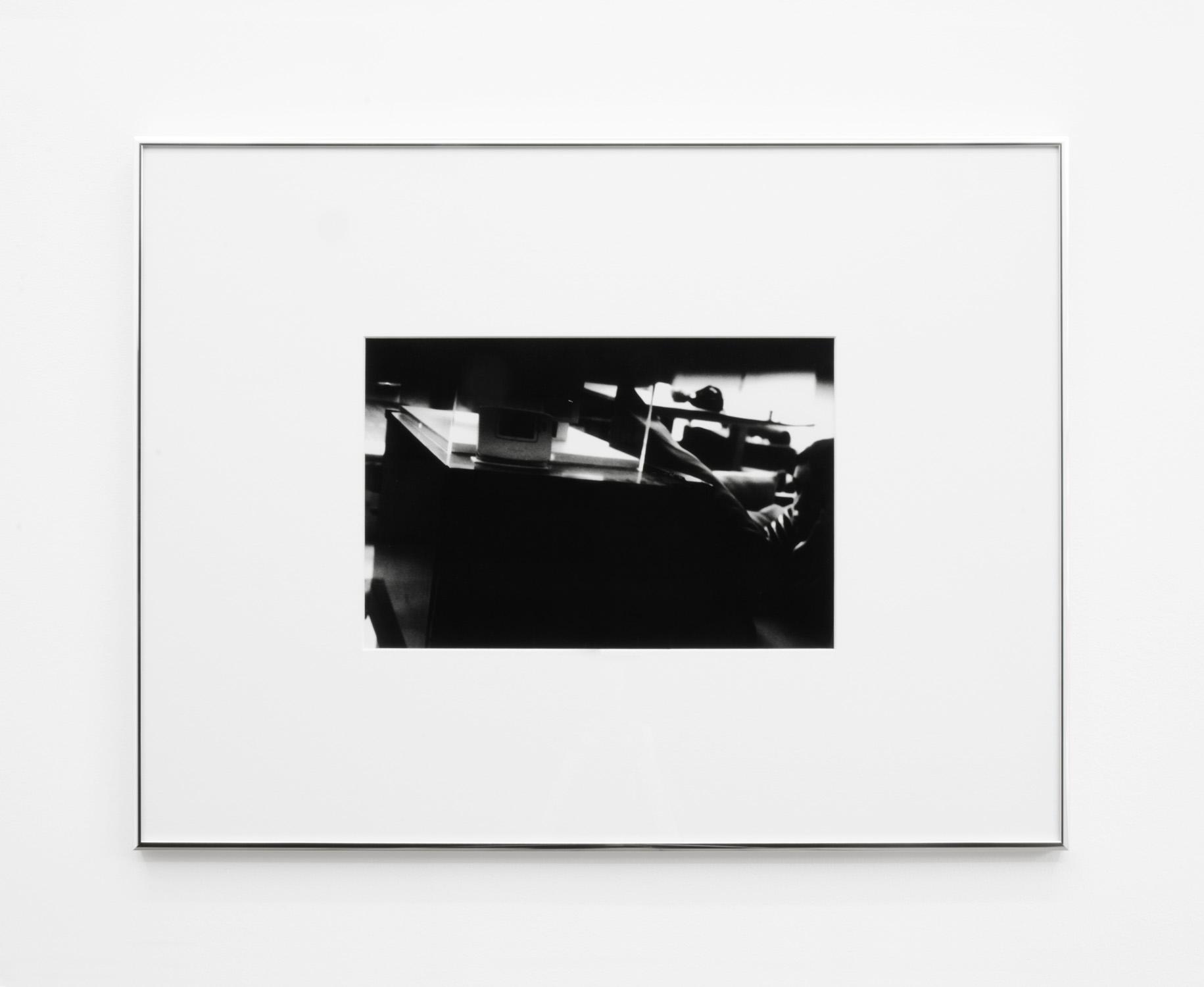 Electra , 2015, 42 x 55cm (framed), Silver Gelatin print.