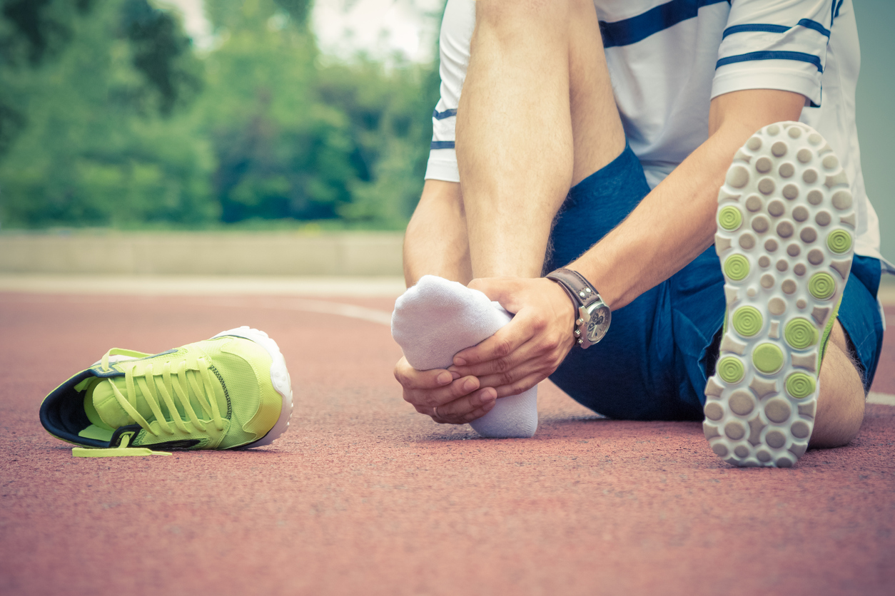 """The immediate problem of all   foot pain   is improper foot strike"" - Pete Egoscue   Read more  about foot pain & footwear..."