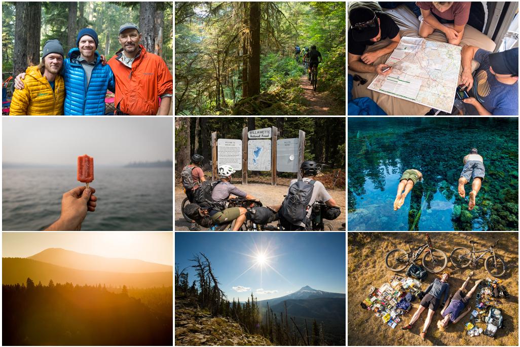 Photos: Daniel Sharp, Colin Frazer, Leslie Kehmeier