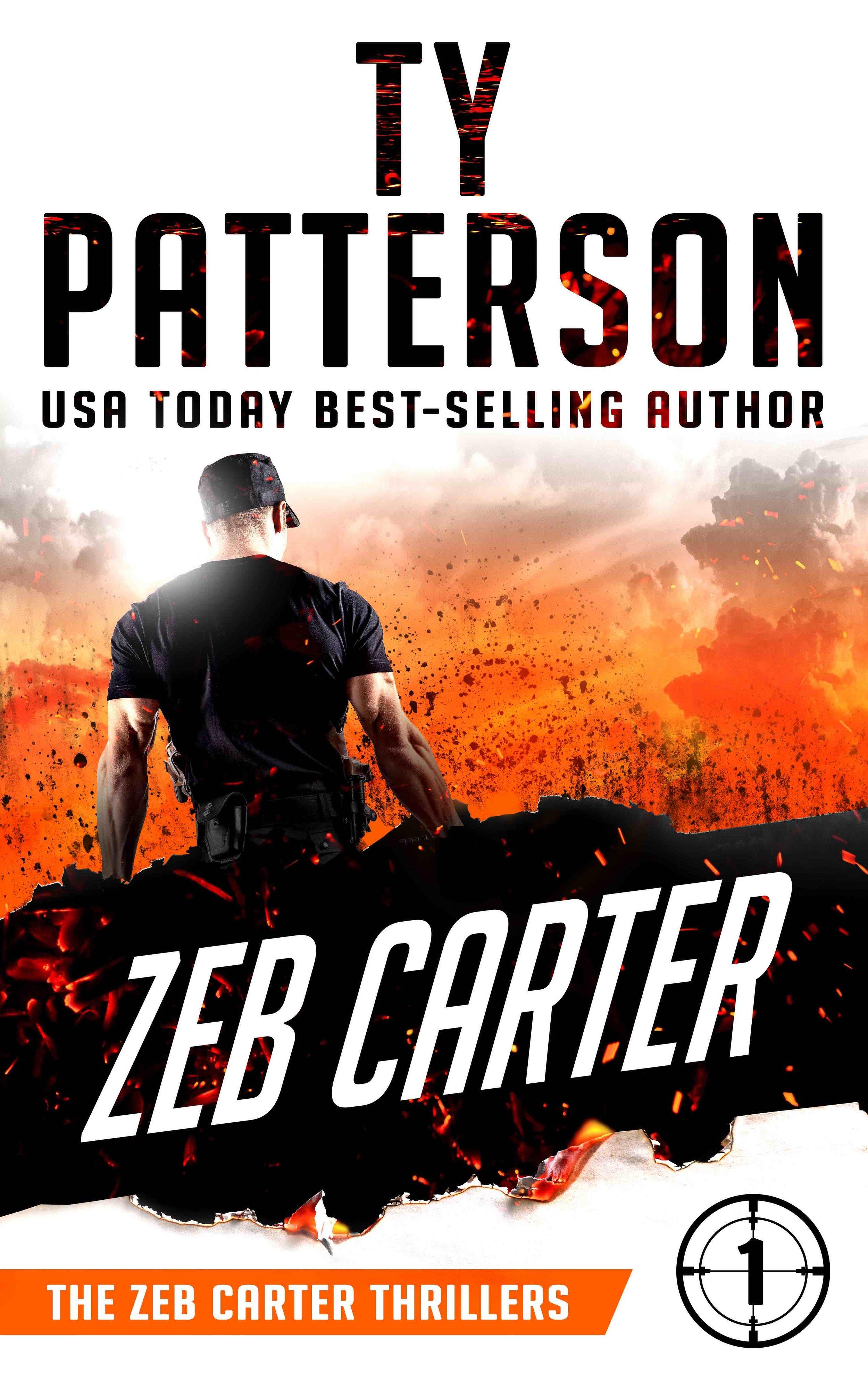 Zeb Carter Novel