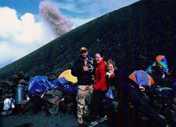 Mount Stromboli, Italy (National Geographic)