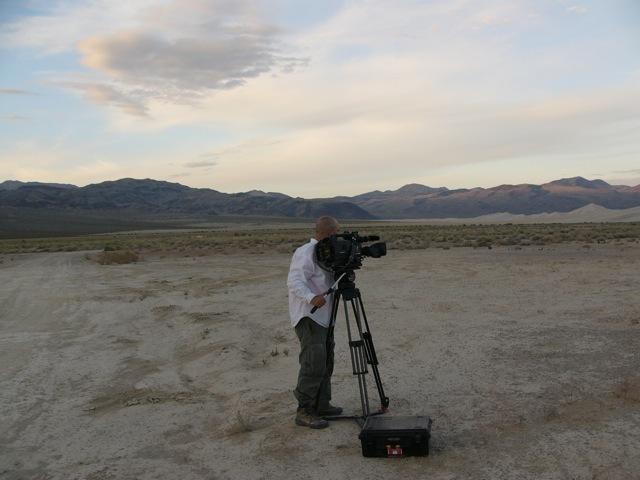 Olancha Sand Dunes, CA  (National Geographic)