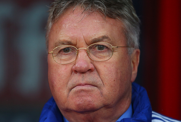 The signs are there. Guus Hiddink might be on his way to something special with this Chelsea team.