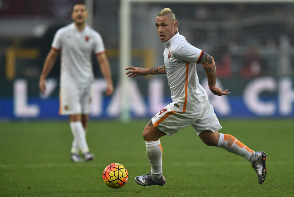 Is Nainggolan the answer to Arsenal's defensive midfield problem?