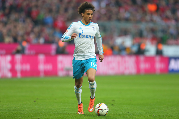 Leroy Sane has been touted as one of the World's brightest young prospects. (Photo by Alexander Hassenstein/Bongarts/Getty Images)