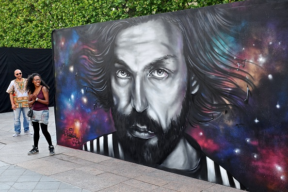 Andrea Pirlo thinks the American game is more about physicality than technical ability. (Photo by Frederic Stevens/Getty Images)