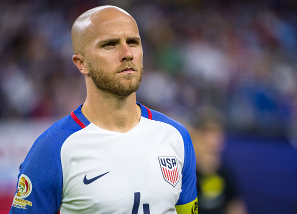 Bradley has to put together a superb performance if the U.S. are to even dream about avenging their loss to Argentina against Colombia tonight. (Photo by Shaun Clark/Getty Images)