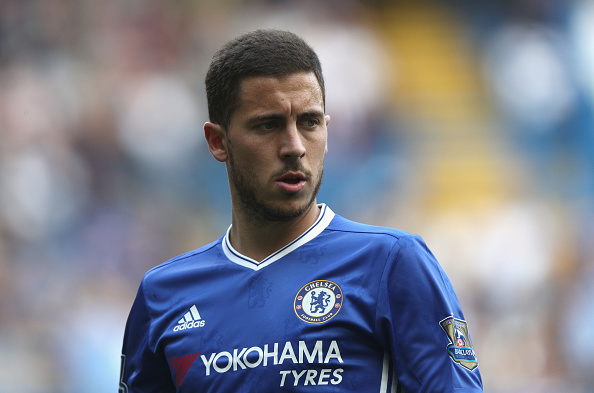 Champions League can be a big pull for clubs in the Transfer Market, as evidenced by Chelsea's signing of Eden Hazard. (Photo by Paul Gilham/Getty Images)