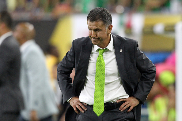 Osorio deserves a second chance if he is in contention to be fired by the Mexican Federation after his brief spell in charge. (Photo by Omar Vega/LatinContent/Getty Images)