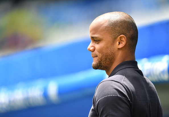 With captain Vincent Kompany out, Belgium are suffering from a 'lack of identity' syndrome. (Photo By Stephen McCarthy/Sportsfile via Getty Images)