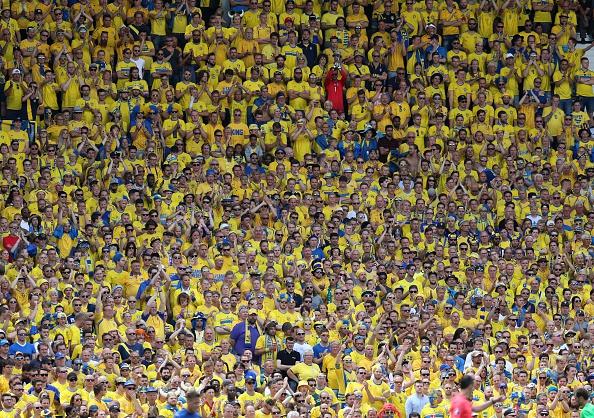 Portugal has Ronaldo. Poland has Lewandowski. Italy has Conte. Zlatan has Sweden. (Photo by Metin Pala/Anadolu Agency/Getty Images)