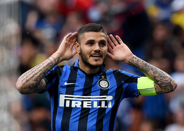 Inter is playing serious hardball when it comes to selling their prized captain. (Photo by Claudio Villa - Inter/Inter via Getty Images)