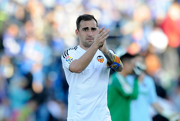 Alcacer is another rising star that Wenger can get for much less than the other targets that the Gunners have pursued this summer.  (Photo by Denis Doyle/Getty Images)